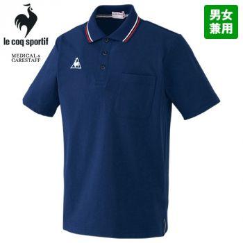 UZL3011 ルコック ライン ドライポロシャツ(男女兼用)