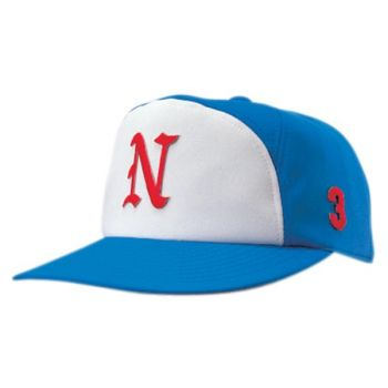 ニット丸ワイド型野球帽(アジャスター式)