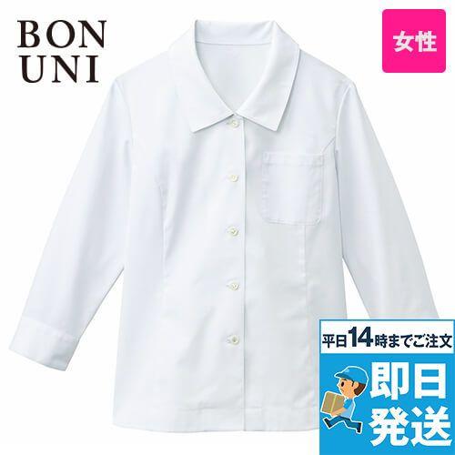34213 BONUNI(ボストン商会) ブラウス/七分袖(女性用)