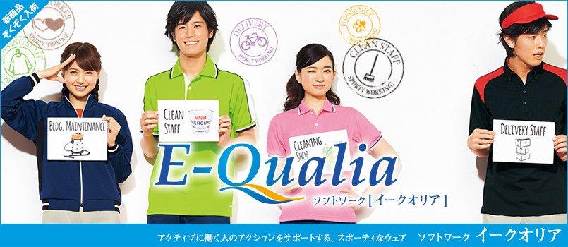 ソフトワークのイークオリア(E-Qualia)