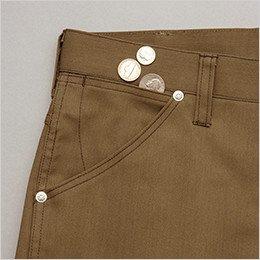 小物収納用のサブポケット