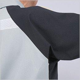 立体ラグラン袖