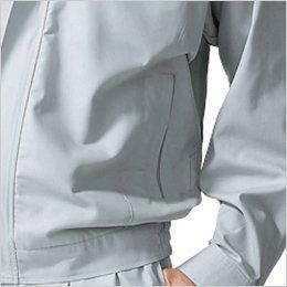 両脇ポケット