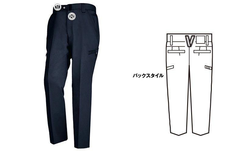 ジーベック2183 商品詳細・こだわりPOINT