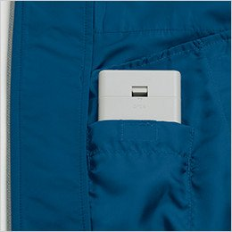右内側 電池ボックスポケット