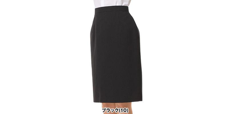 AS-7410 チトセ(アルベ) [通年]裏地付スカート 色展開