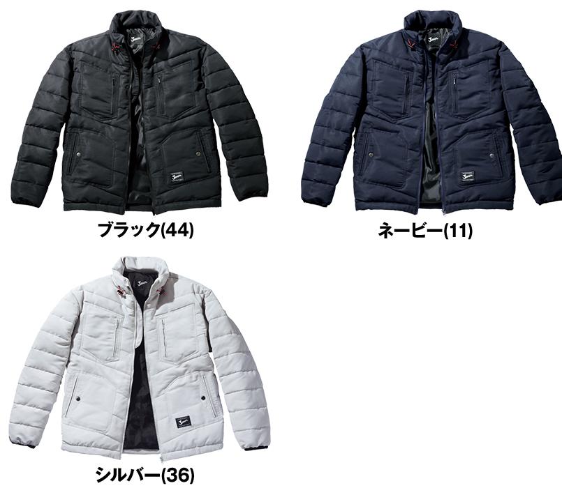 自重堂 58300 [秋冬用]JAWIN 防寒ジャンパー 色展開