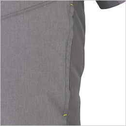 AZ50198 アイトス タルテックス 空調服 半袖ジャケット(男女兼用) ポリ100% ポケット付き