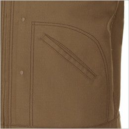 AZ64201 アイトス Wrangler(ラングラー) ジップアップジャケット(男女兼用) 両脇 ポケット付