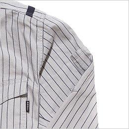 RS4302 ROCKY ワークシャツ(女性用) ペンなどを収納できるポケット