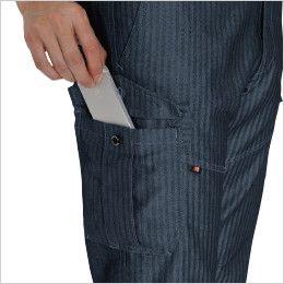 バートル 1502  [秋冬用]ヘリンボーン&T/Cソフトツイルカーゴパンツ(男女兼用)  Phone収納ポケット