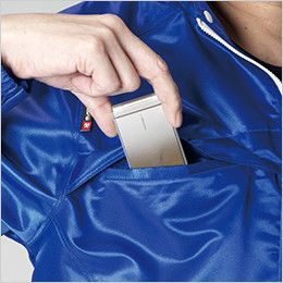 バートル 3130 カルゼブルゾン(男女兼用) Phone収納ポケット