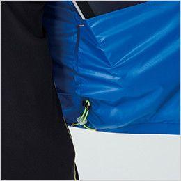 バートル 3170 製品制電スタッフジャケット(男女兼用) ドローコード