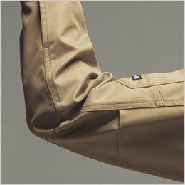 バートル 7051 ストレッチ高密度ツイル長袖ジャケット(男女兼用) レベルブック収納ポケット