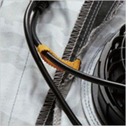AC1111PSET バートル エアークラフトセット[空調服]迷彩 長袖ジャケット(男女兼用) ポリ100%  コードループ