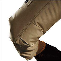 [在庫限り]バートル AC1121SET エアークラフトセット[空調服] ハーネス対応 長袖ブルゾン(男女兼用) ポリ100% 袖アームタック