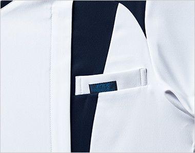 7053SC FOLK(フォーク) メンズ ジップスクラブ(男性用) 箱ポケット付き