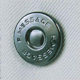 自重堂 48421 制電防寒パンツ オリジナルデザインボタン