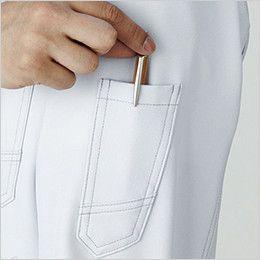 自重堂Z-DRAGON 75304 製品制電長袖シャツ(男女兼用)  ペン差し