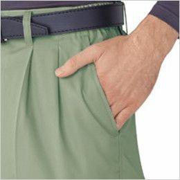 KU90730 [春夏用]空調服 綿・ポリ混紡空調ズボン(R) ポケット