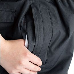 44409 桑和 防水防寒ズボン スルーファスナー