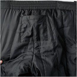44409 桑和 防水防寒ズボン カイロポケット