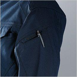 3516 TS DESIGN ハイブリッドコットンジャケット(男女兼用) 大容量ポケット