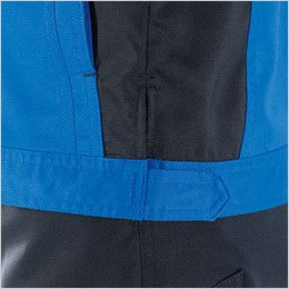 8106 TS DESIGN [通年]AIR ACTIVE ロングスリーブジャケット(男女兼用) 調節可能