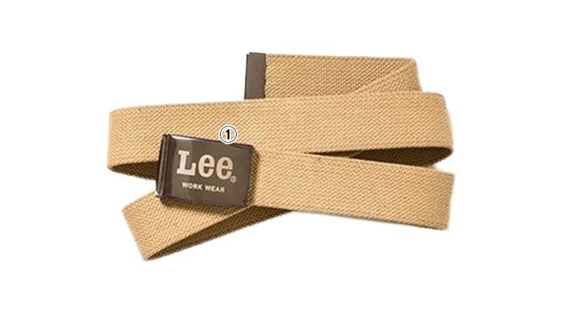 LWA99007 Lee コットンベルト(男女兼用) 商品詳細・こだわりPOINT