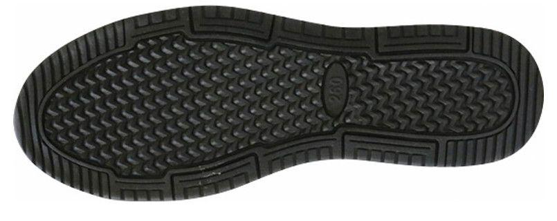 自重堂 S2152 Field Message 軽量セーフティスニーカー 樹脂先芯 アウトソール・靴底