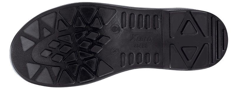 ジーベック 85024 安全半長靴 樹脂先芯 アウトソール・靴底