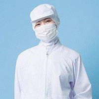 食品工場白衣